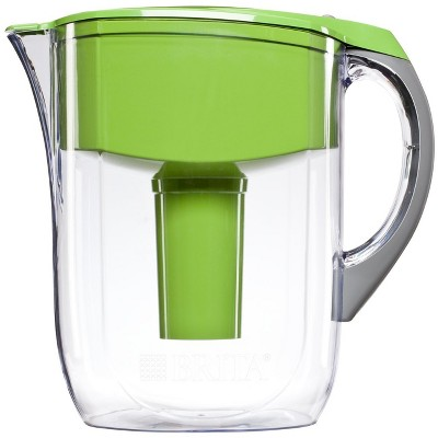 Brita Grand 10-Cup Water Pitcher - Green