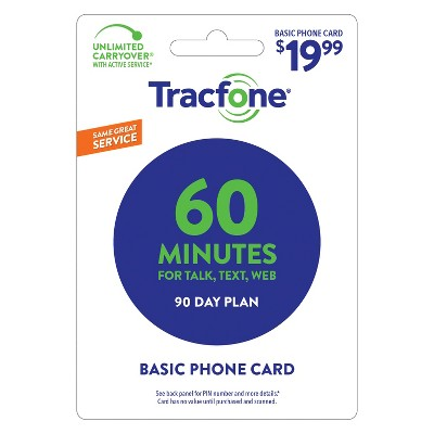 Tracfone Prepaid Card (Email Delivery)