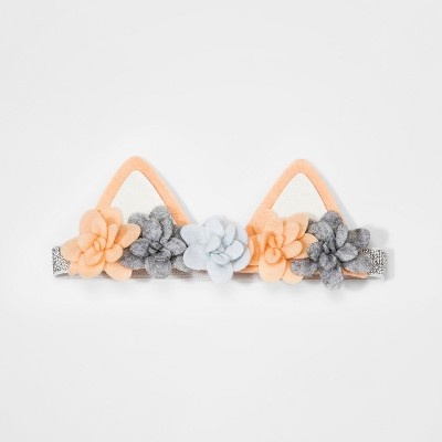 Baby Girls' Headwrap - Cloud Island™ One Size