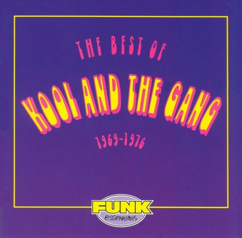 Kool & the gang - Best of 1969-1976 (CD) - image 1 of 2