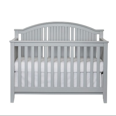 Suite Bebe Anaheim 4-in-1 Convertible Crib - Gray