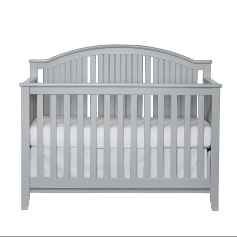 Suite Bebe Anaheim 4-in-1 Convertible Crib - Gray - image 1 of 4