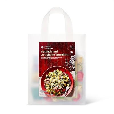 Spinach & Artichoke Tortellini Meal Bag - 33oz