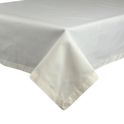 White Tablecloth (52 x52 )- Design Imports