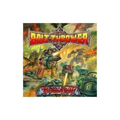 Bolt Thrower - Realm of Chaos (Vinyl) - image 1 of 1