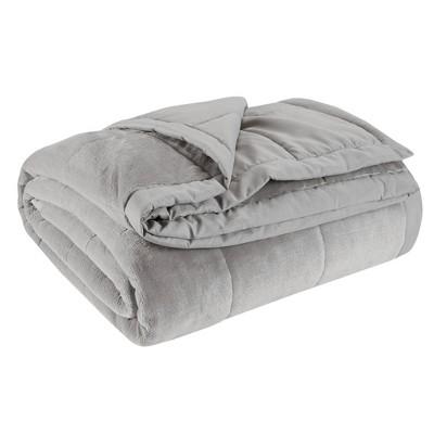 Coleman Reversible Down Alternative Bed Blanket