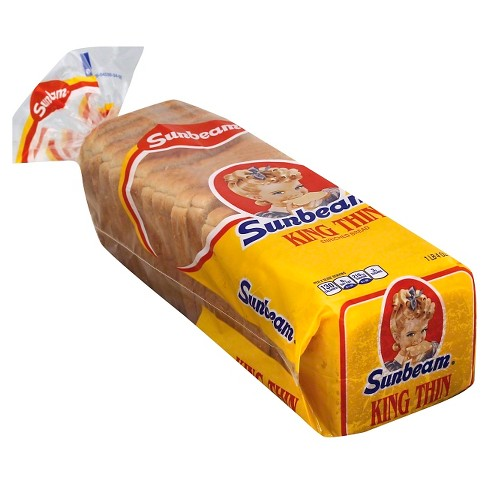 Sunbeam King Sandwich White Bread 20 oz - image 1 of 1