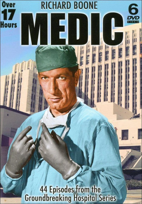 Medic vol 1 (DVD) - image 1 of 1