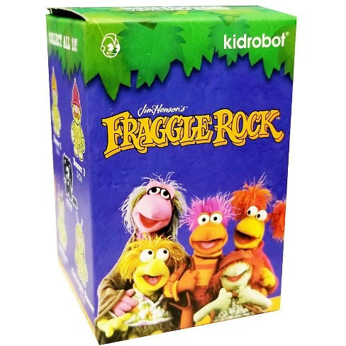 Vinyl Mini Series Fraggle Rock Mystery Pack - image 1 of 3