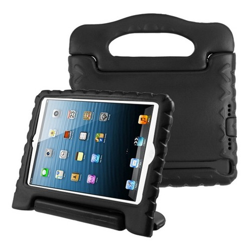 For Apple iPad Mini 1/2/3/4/5 (2019) Case, by Valor Case Cover compatible with Apple iPad Mini 1/2/3/4/5 (2019), Black - image 1 of 4