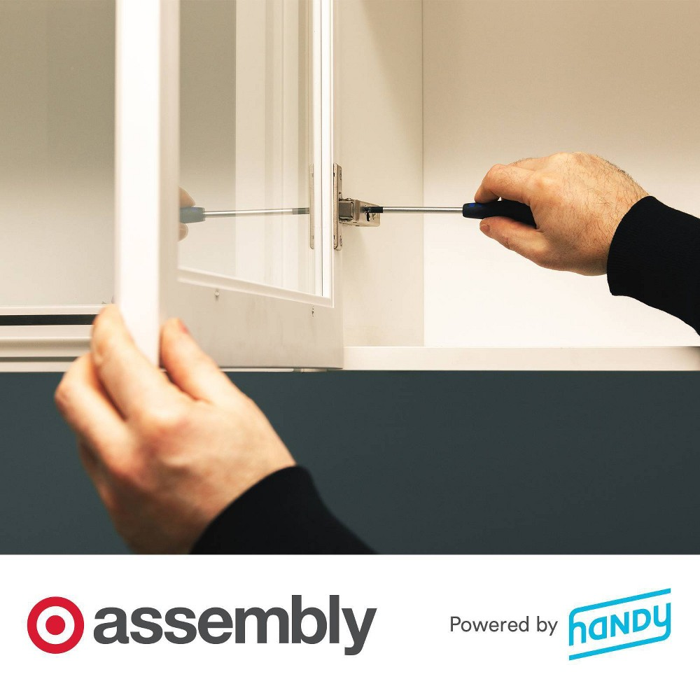 Wall Cabinet Assembly Powered By Handy