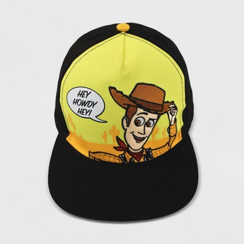 Boys' Toy Story Woody Hat - Black - image 1 of 4