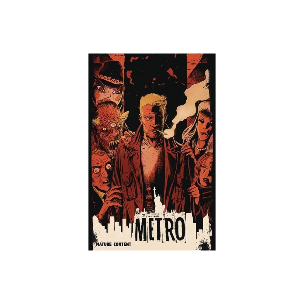 Metro By Cullen Bunn Brian Quinn Paperback