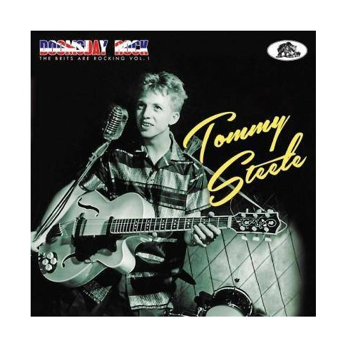 Tommy Steele - Doomsday Rock: The Brits Are Rocking: Vol. 1 (CD) - image 1 of 1