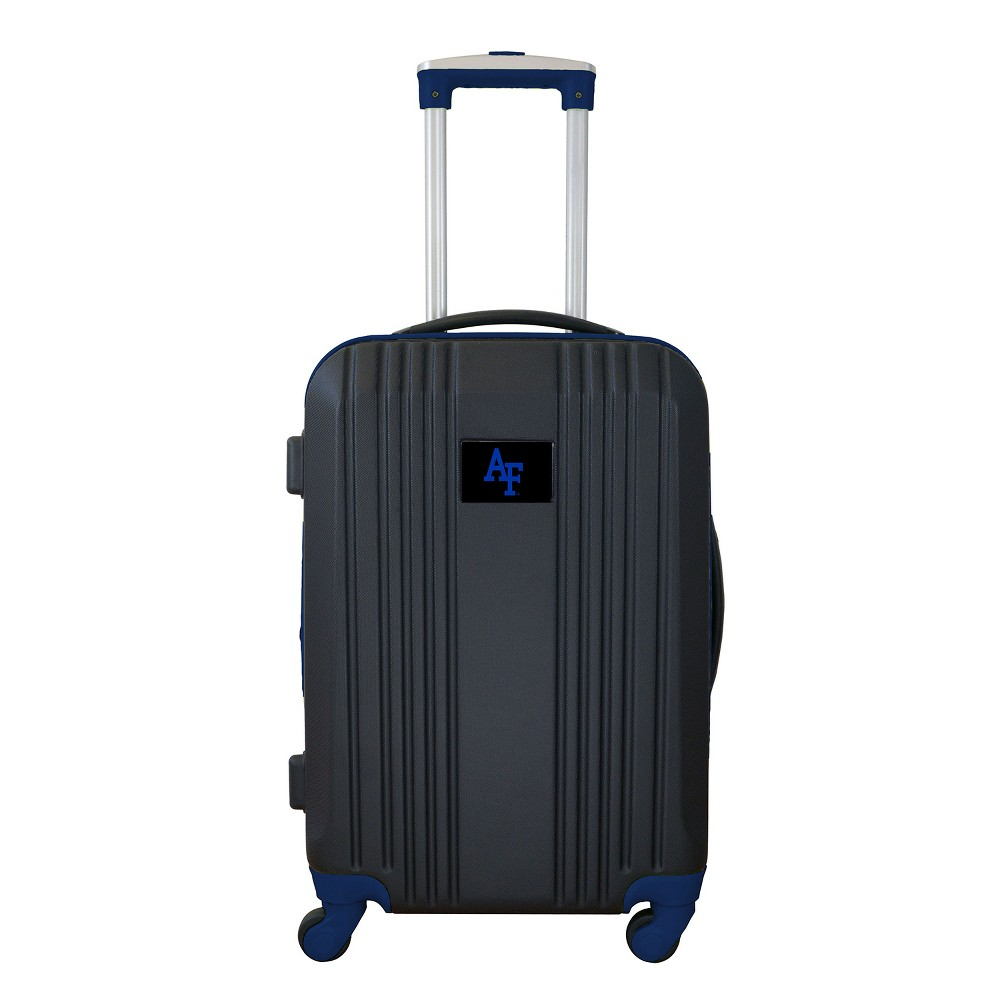 NCAA Air Force Falcons 21 Hardcase Two-Tone Spinner Carry On Suitcase
