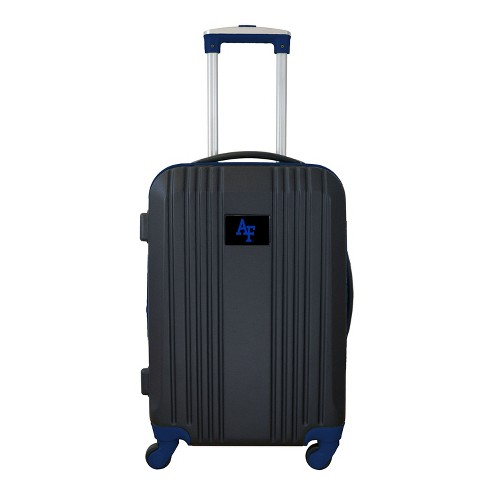 "NCAA 21"" Hardcase Two-Tone Spinner Carry On Suitcase - image 1 of 5"