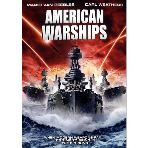 American Warships (DVD) - image 1 of 1