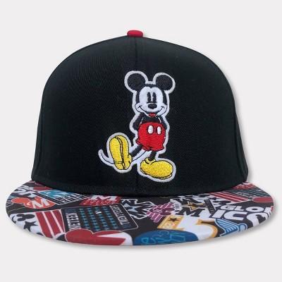 Boys' Mickey Mouse Hat - Black