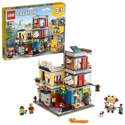 LEGO Creator Townhouse Pet Shop & Caf 31097