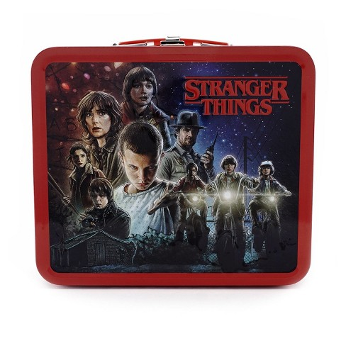 Loungefly Stranger Things Character Lunch Box