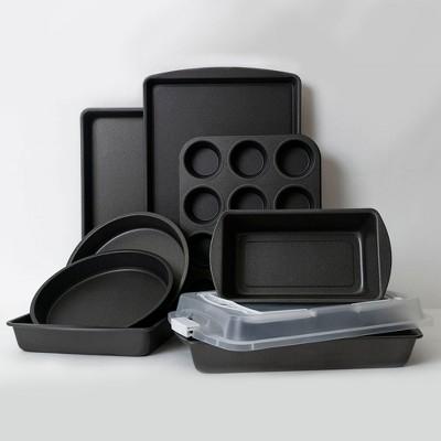 ProBake Nine Piece Bakeware Set