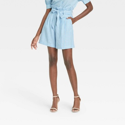Women's High-Rise Shorts - Who What Wear™