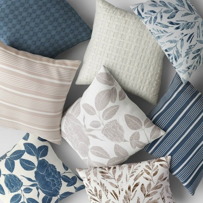 Botanical and Woven Striped Collection - Threshold™