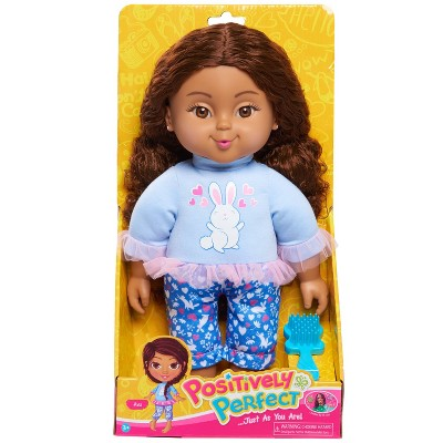 """Positively Perfect 14"""" Ava Toddler Doll"""