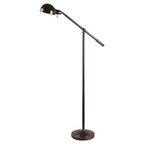Lite Source Jensen 1-LT Floor Lamp - Dark Bronze (Lamp Only) - image 1 of 1