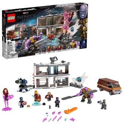 LEGO Marvel Avengers: Endgame Final Battle 76192 Building Kit