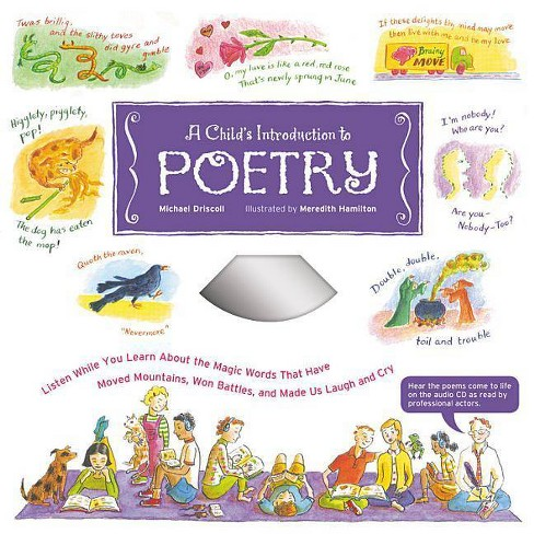 A Child's Introduction to Poetry - by  Michael Driscoll (Mixed Media Product) - image 1 of 1