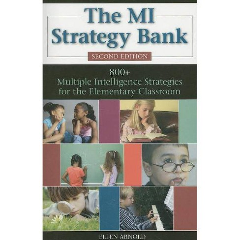 The MI Strategy Bank - 2 Edition by  Ellen Arnold (Paperback) - image 1 of 1