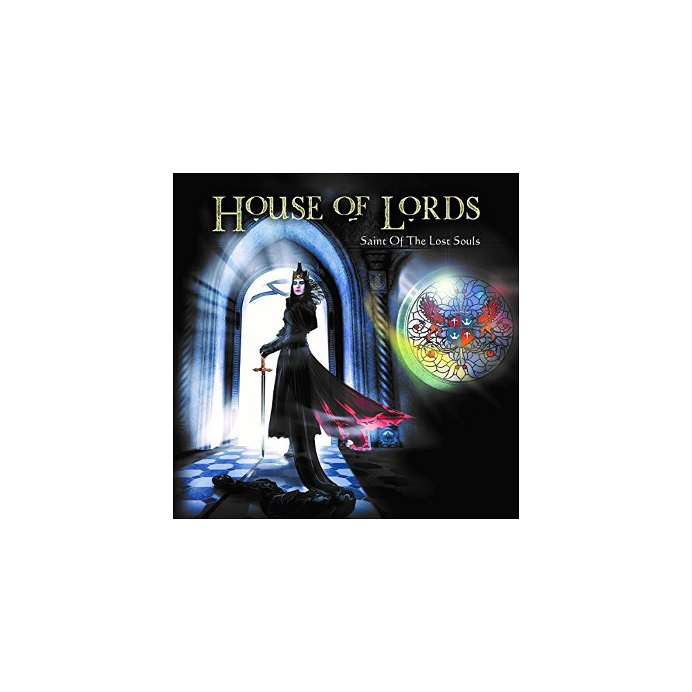 House Of Lords - Saint Of The Lost Souls (CD)