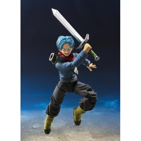 S H Figuarts Dragon Ball Super Future Trunks Action Figures