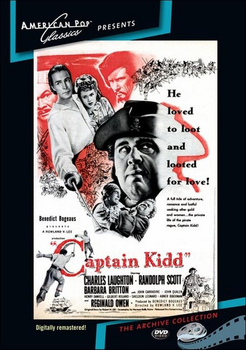 Captain kidd (DVD) - image 1 of 1