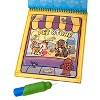 Melissa & Doug On the Go Water Wow! Water Reveal Pads, Set of 3 - Makeup and Manicures, Fairy Tales, Animals - image 3 of 4
