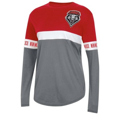 NCAA New Mexico Lobos Women's Long Sleeve T-Shirt