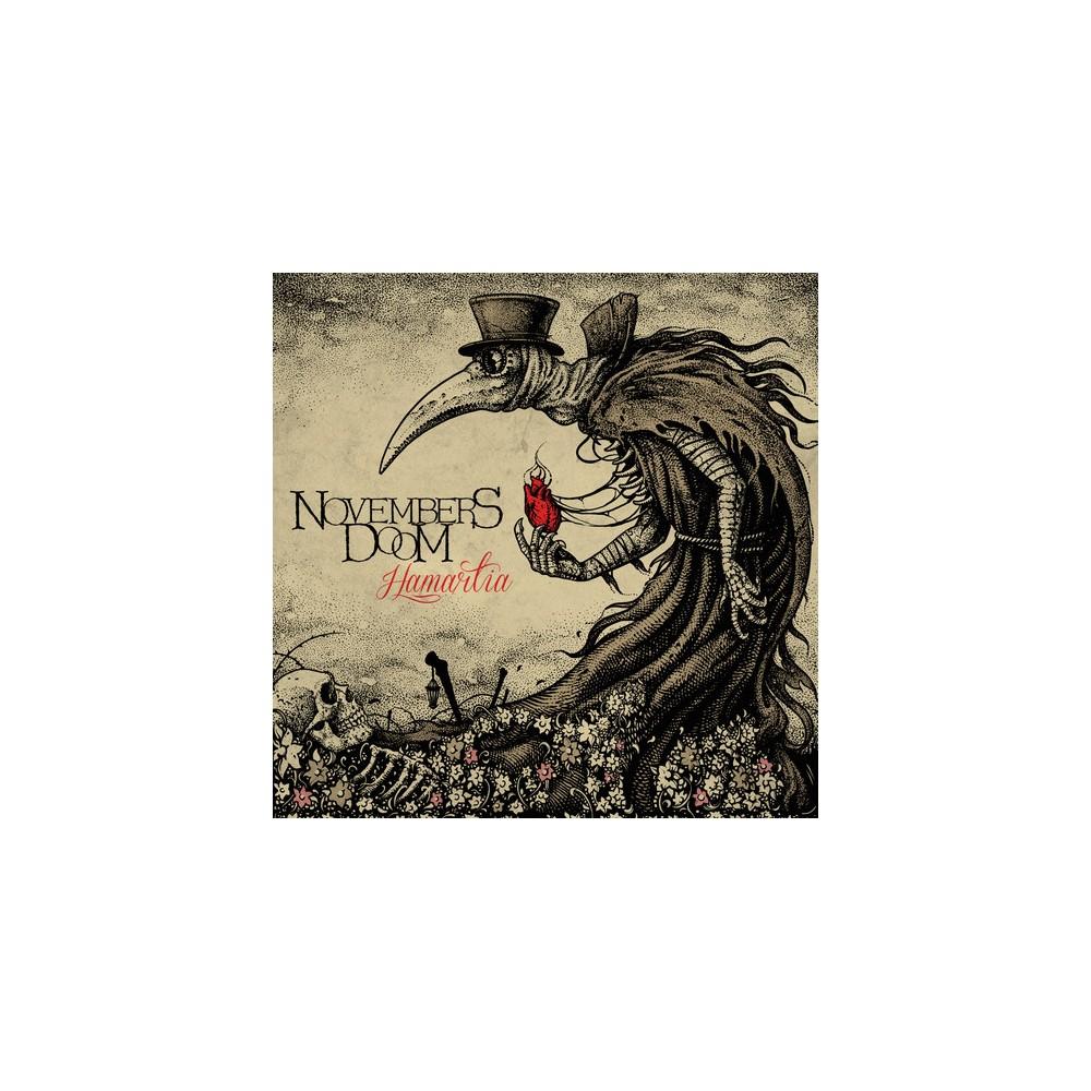 Novembers Doom - Hamartia (CD)
