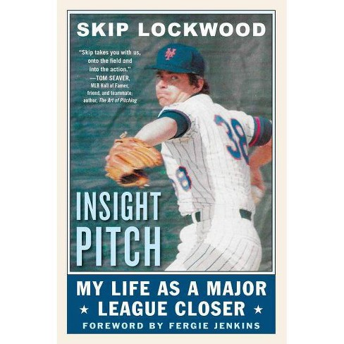 Insight Pitch - by  Skip Lockwood (Hardcover) - image 1 of 1