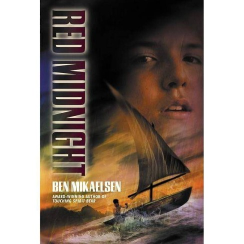 Red Midnight - by  Ben Mikaelsen (Paperback) - image 1 of 1