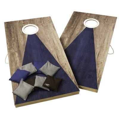 Triumph Sports LED All Wood 2'x4' Bag Toss