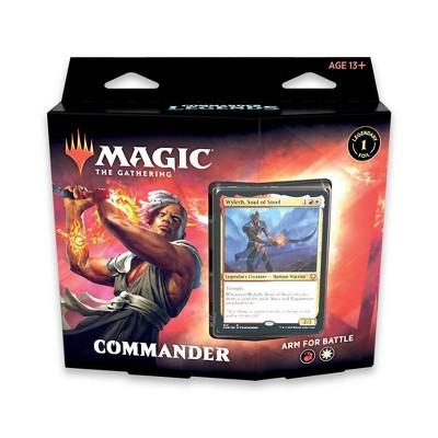Magic: The Gathering Commander Legends Commander Deck Arm For Battle