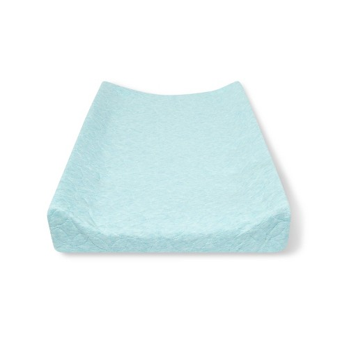 Changing Pad Cover - Cloud Island™ Light Blue - image 1 of 1