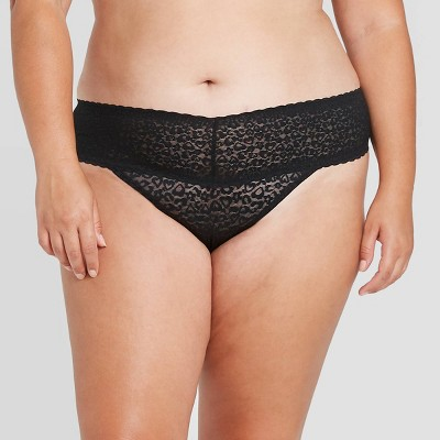 Women's Plus All Over Lace Thong - Auden™