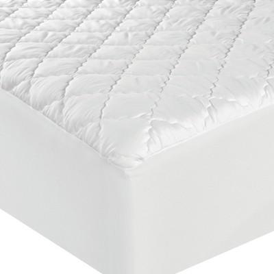 Waterproof Mattress Pad White - Sealy