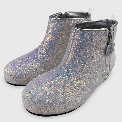 Kids' Disney Frozen 2 Fashion Boots - Silver - Disney Store