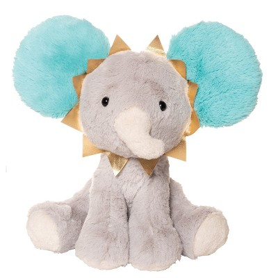 "Manhattan Toy Brights 10"" Elephant Stuffed Animal"