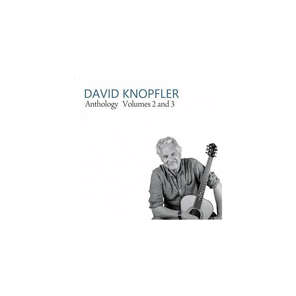 David Knopfler - Anthology:Vols 2 And 3 (CD)