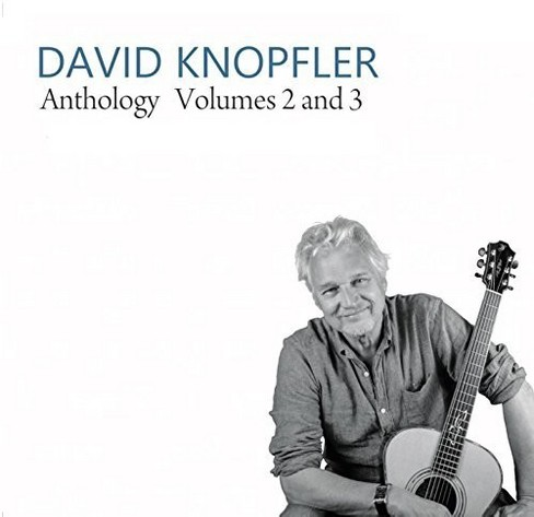 David Knopfler - Anthology:Vols 2 And 3 (CD) - image 1 of 1