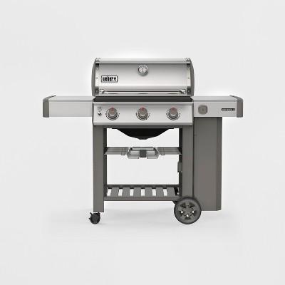 Weber Genesis II S-310 LP 61001001 Stainless Steel